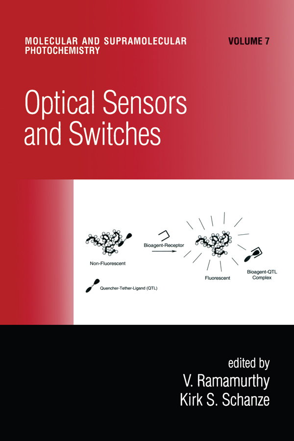 Optical Sensors and Switches: 1st Edition (Paperback) book cover