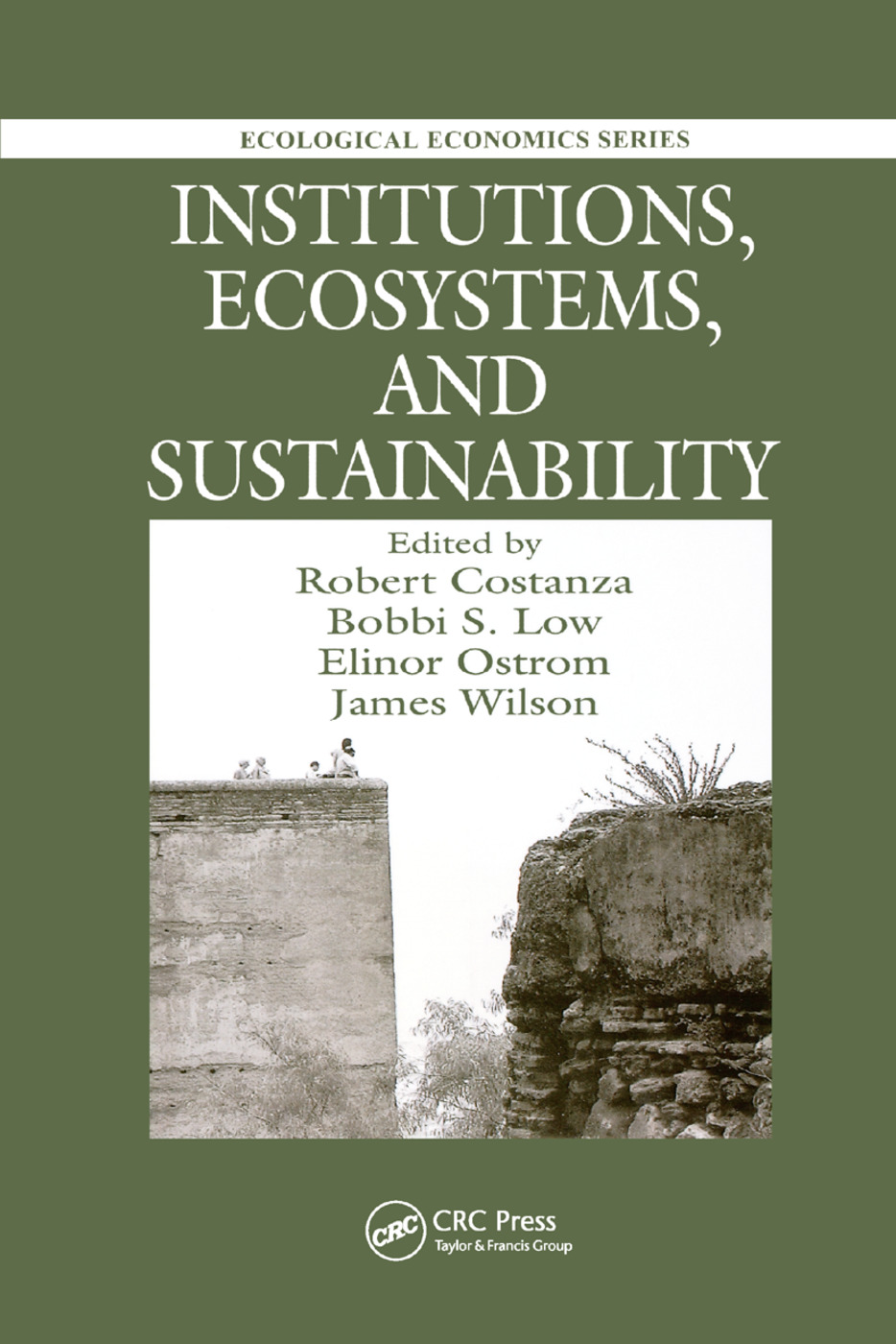 Institutions, Ecosystems, and Sustainability: 1st Edition (Paperback) book cover