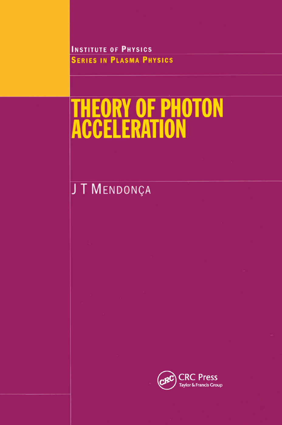 Theory of Photon Acceleration