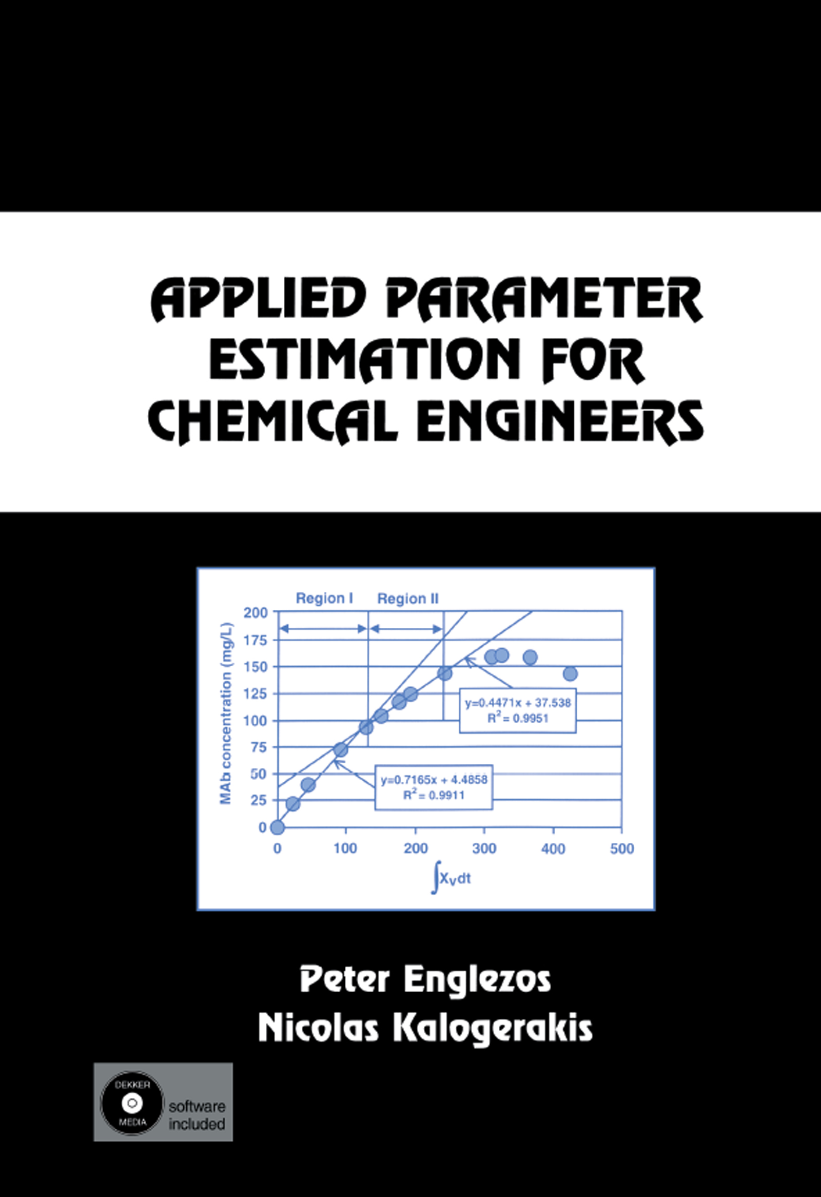 Applied Parameter Estimation for Chemical Engineers: 1st Edition (Paperback) book cover