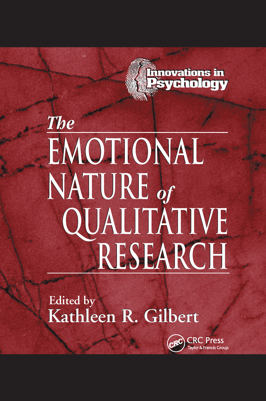 The Emotional Nature of Qualitative Research: 1st Edition (Paperback) book cover