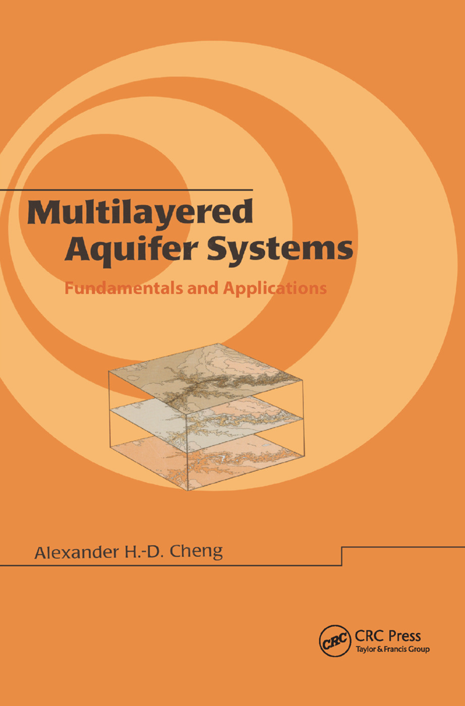 Multilayered Aquifier Systems: Fundamentals and Applications, 1st Edition (Paperback) book cover