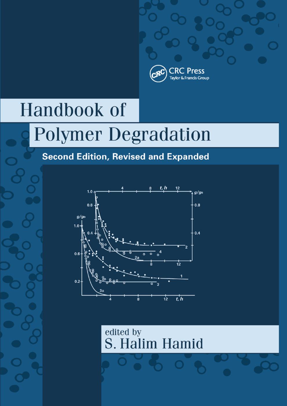 Handbook of Polymer Degradation: 2nd Edition (Paperback) book cover