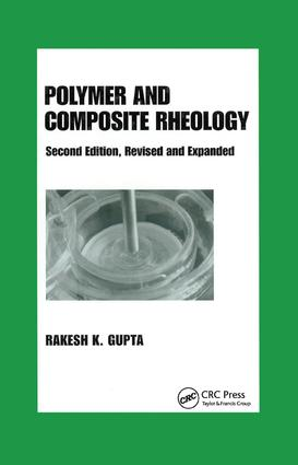 Polymer and Composite Rheology: 2nd Edition (Paperback) book cover