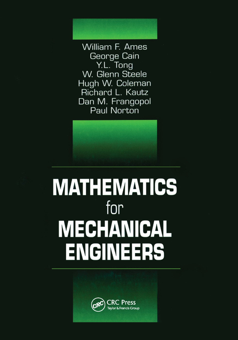 Mathematics for Mechanical Engineers: 1st Edition (Paperback) book cover