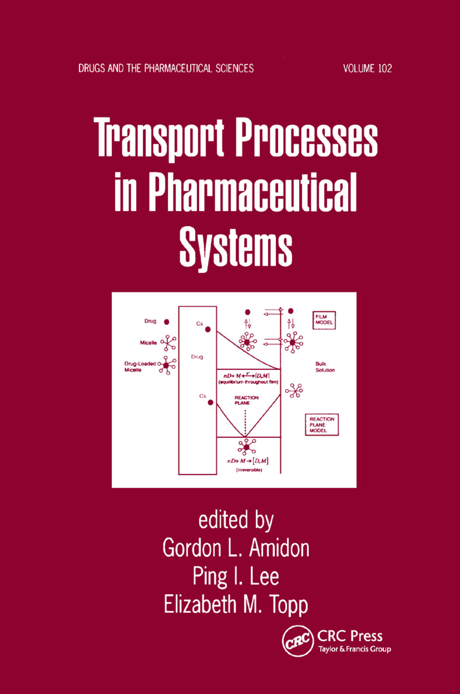 Transport Processes in Pharmaceutical Systems: 1st Edition (Paperback) book cover