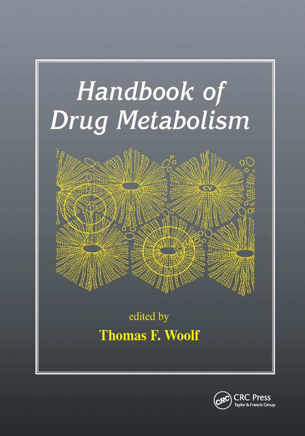 Handbook of Drug Metabolism: 1st Edition (Paperback) book cover