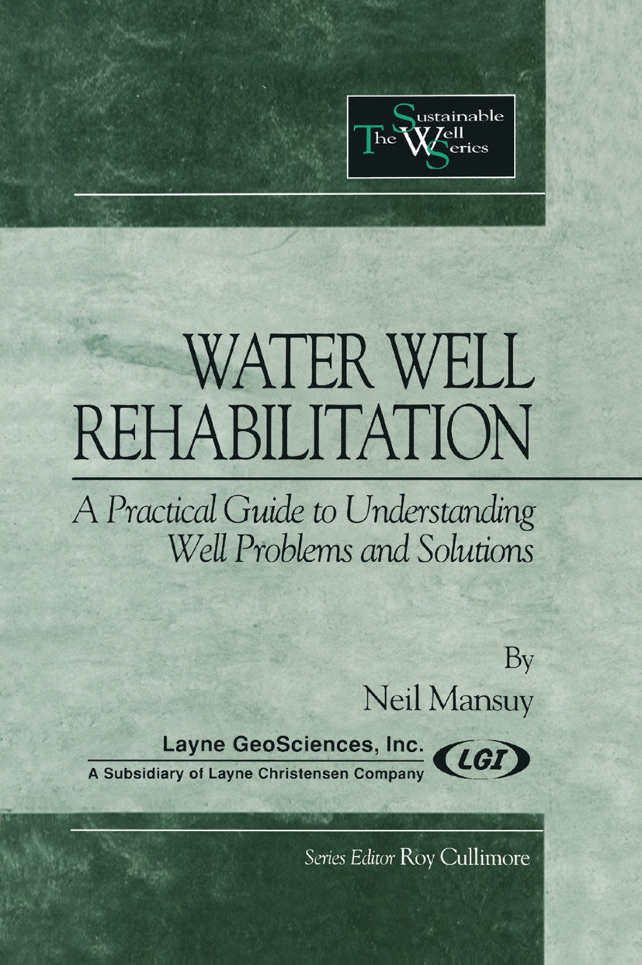 Water Well Rehabilitation