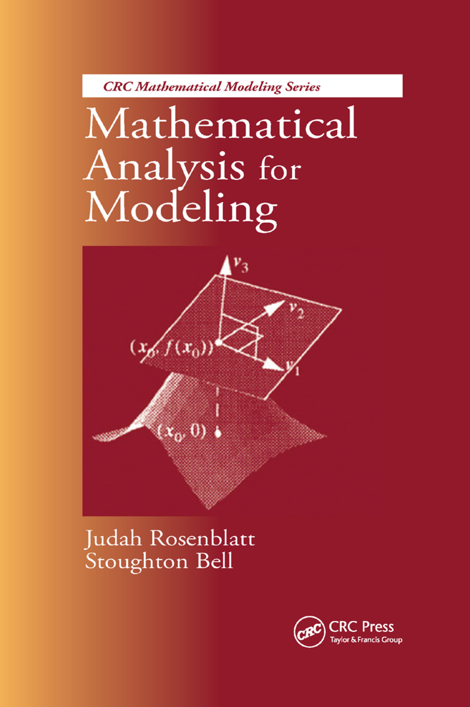 Mathematical Analysis for Modeling: 1st Edition (Paperback) book cover