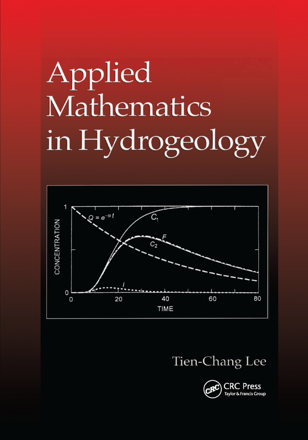 Applied Mathematics in Hydrogeology: 1st Edition (Paperback) book cover