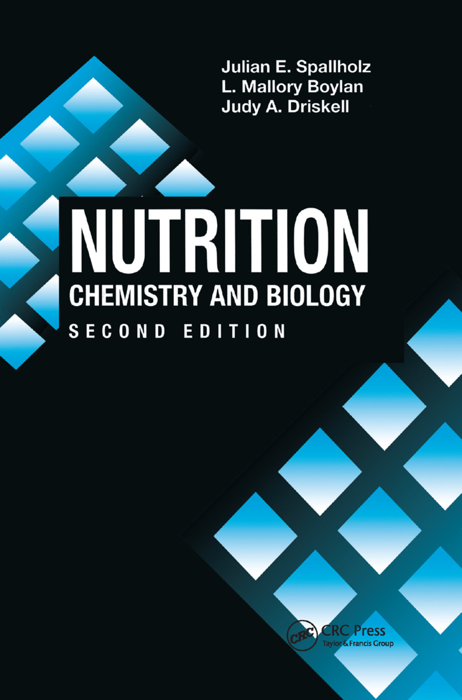 Nutrition: CHEMISTRY AND BIOLOGY, SECOND EDITION, 2nd Edition (Paperback) book cover