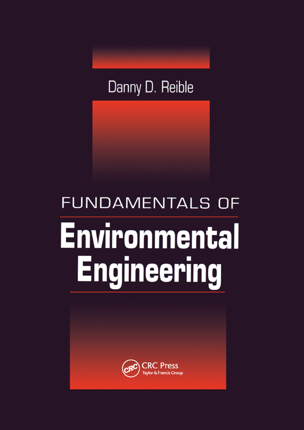 Fundamentals of Environmental Engineering: 1st Edition (Paperback) book cover