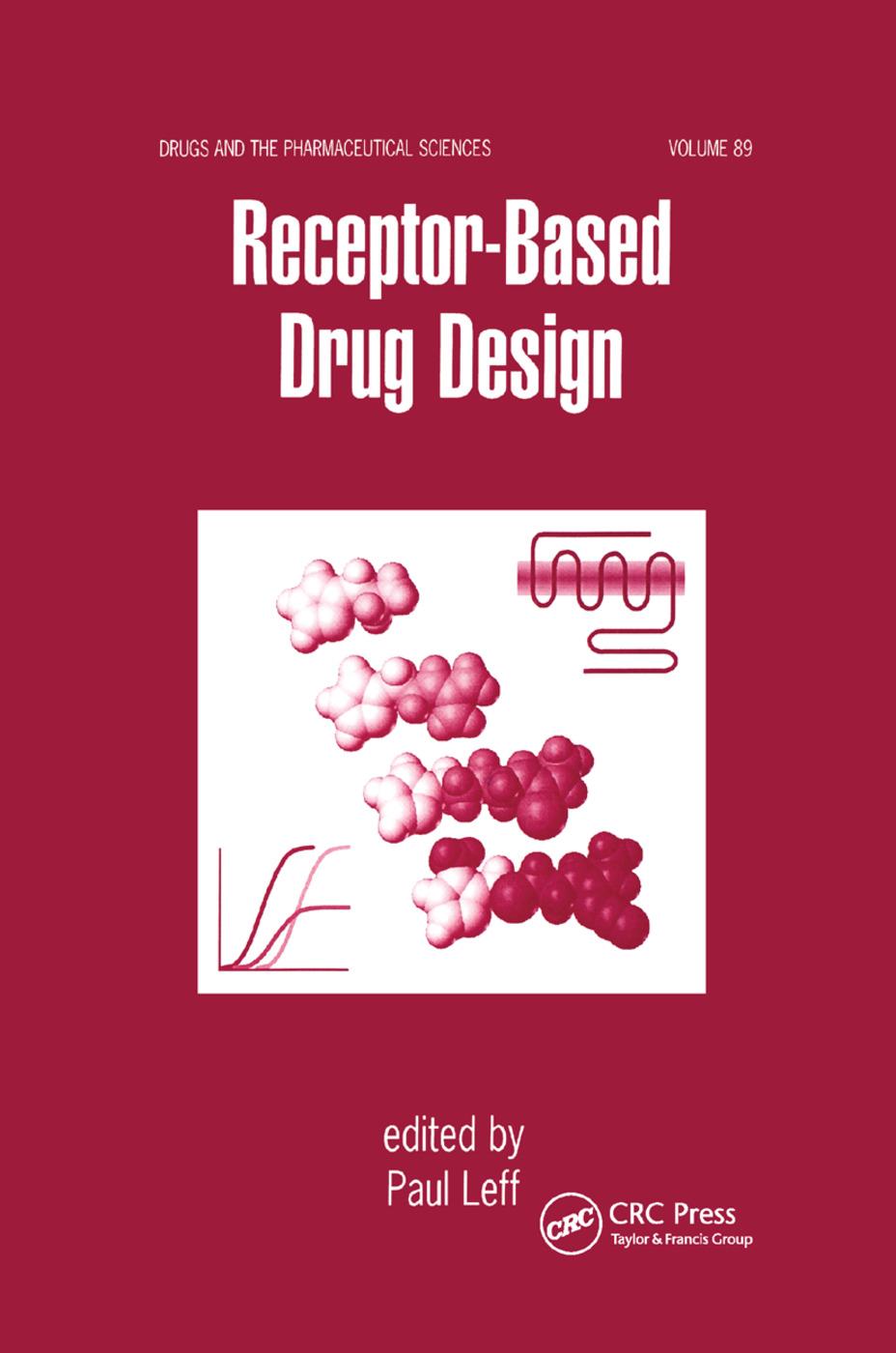 Receptor - Based Drug Design: 1st Edition (Paperback) book cover
