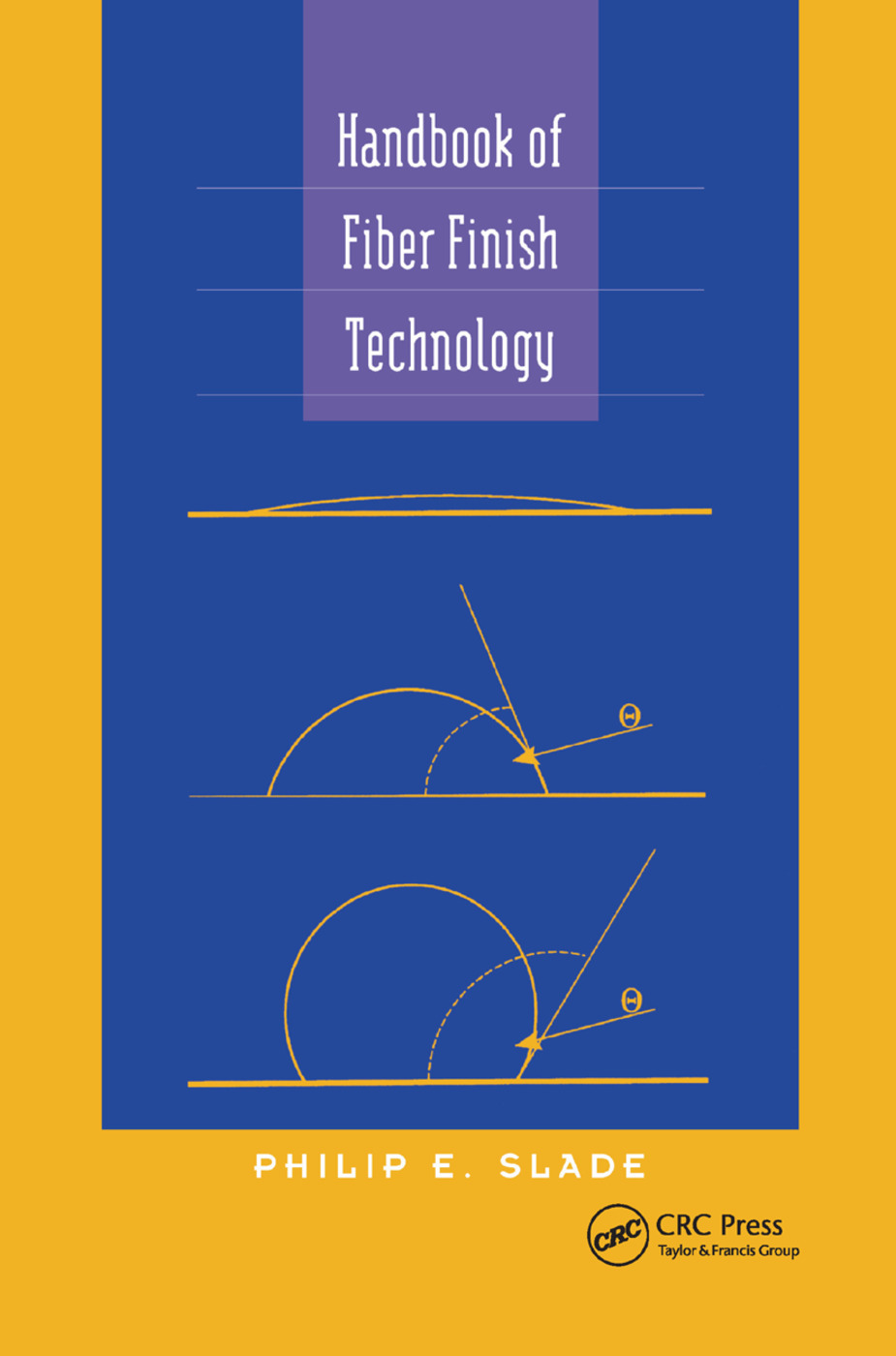 Handbook of Fiber Finish Technology: 1st Edition (Paperback) book cover