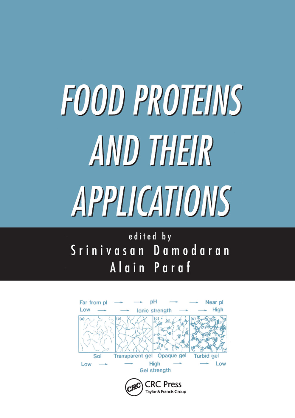 Food Proteins and Their Applications: 1st Edition (Paperback) book cover