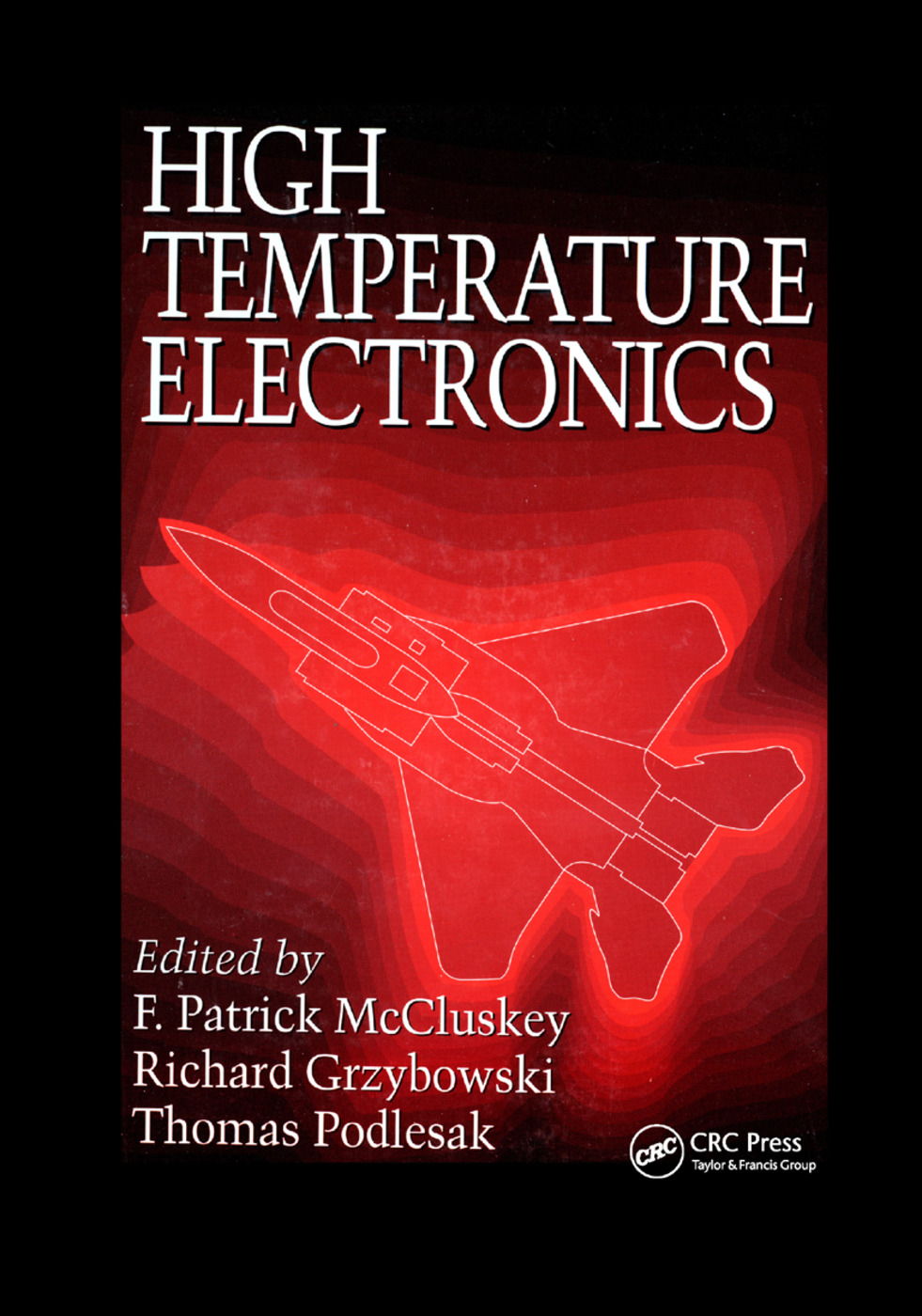 High Temperature Electronics: 1st Edition (Paperback) book cover