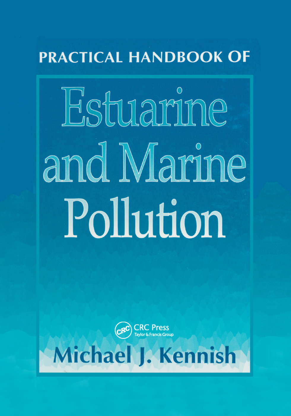 Practical Handbook of Estuarine and Marine Pollution: 1st Edition (Paperback) book cover