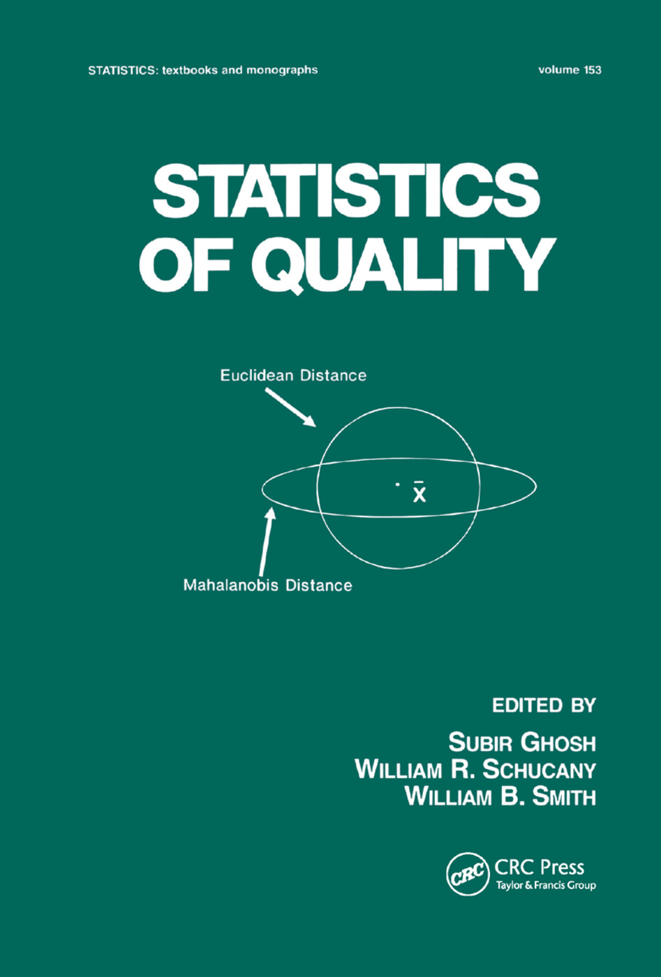 Statistics of Quality: 1st Edition (Paperback) book cover