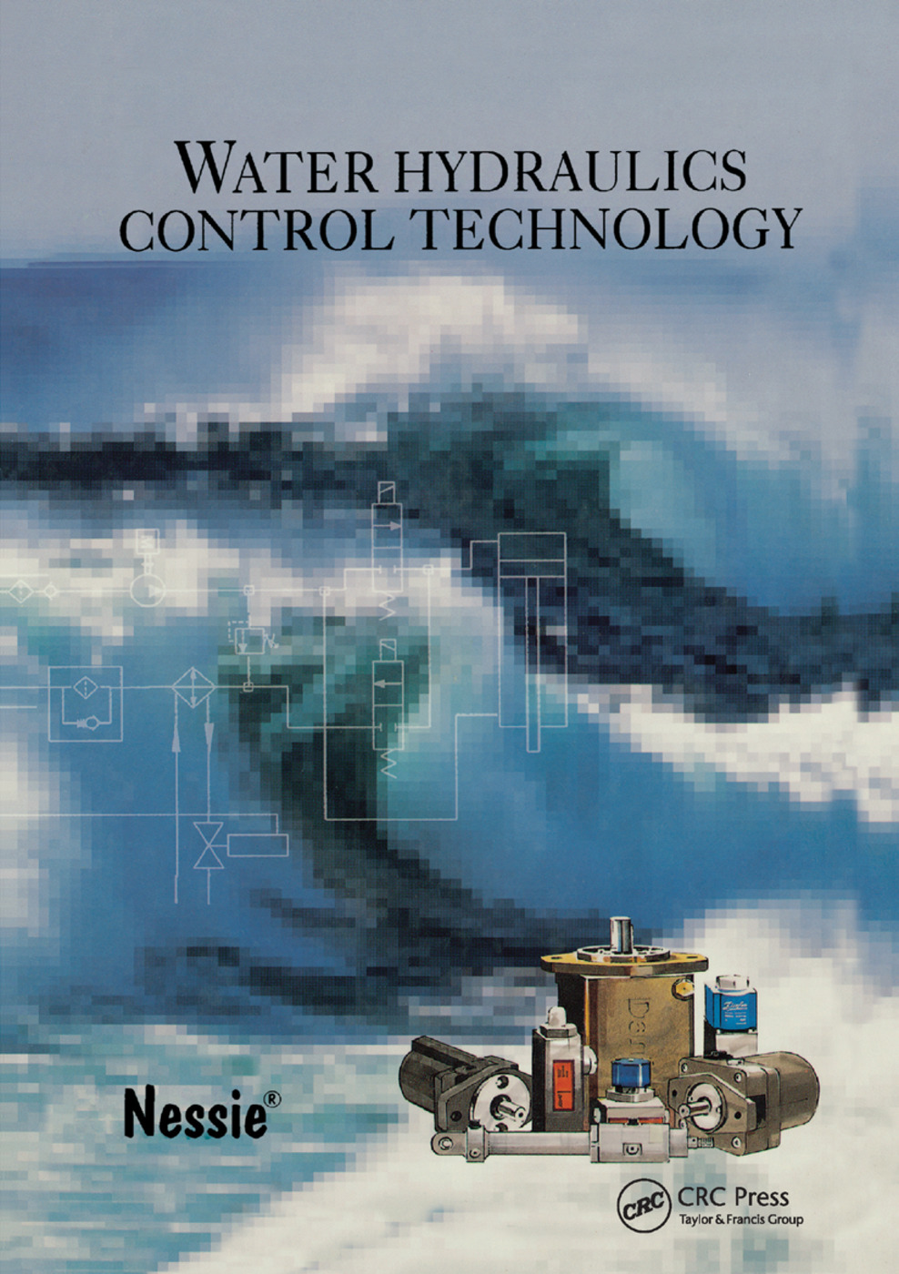 Water Hydraulics Control Technology: 1st Edition (Paperback) book cover
