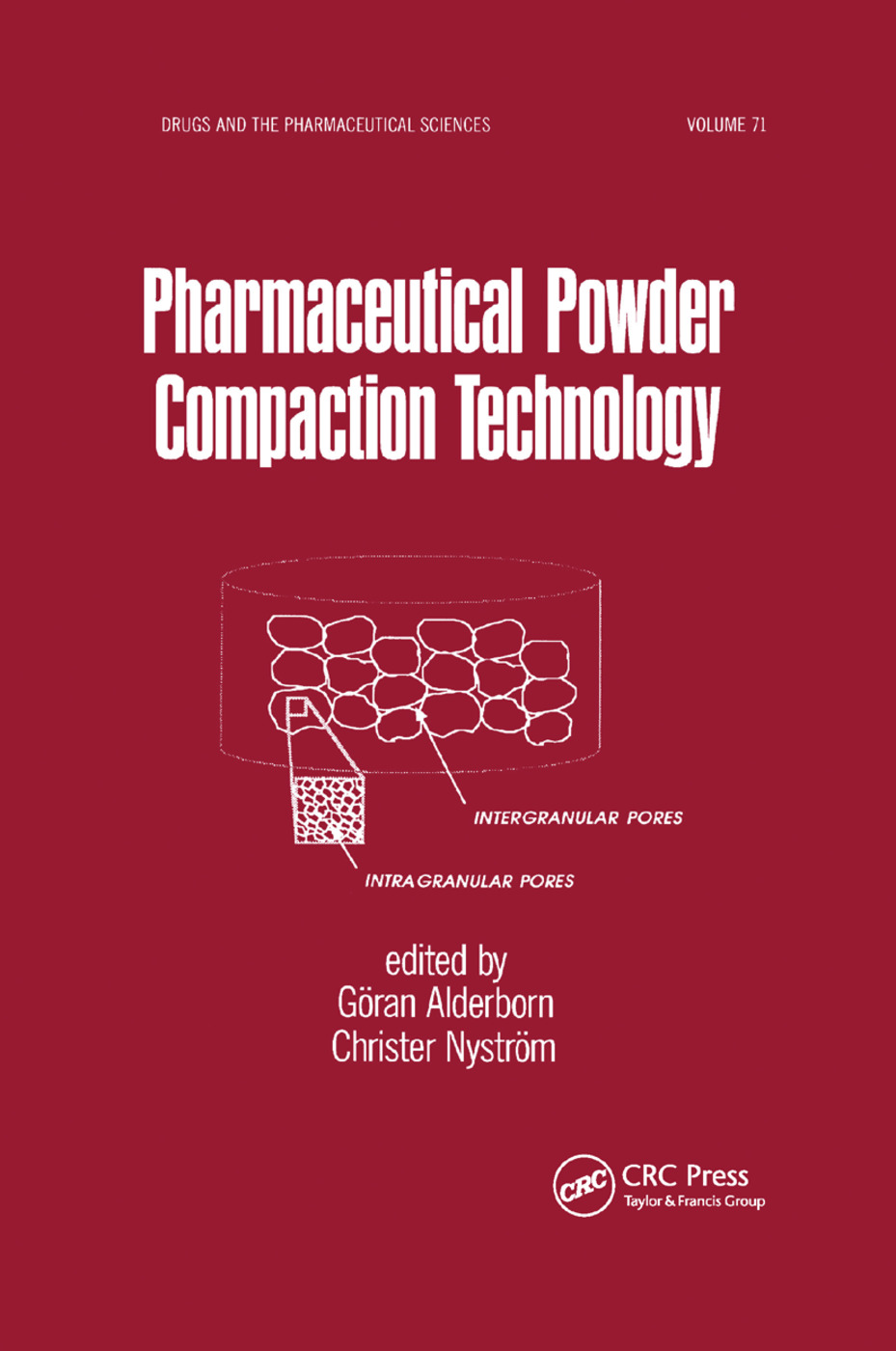 Pharmaceutical Powder ComPattion Technology: 1st Edition (Hardback) book cover