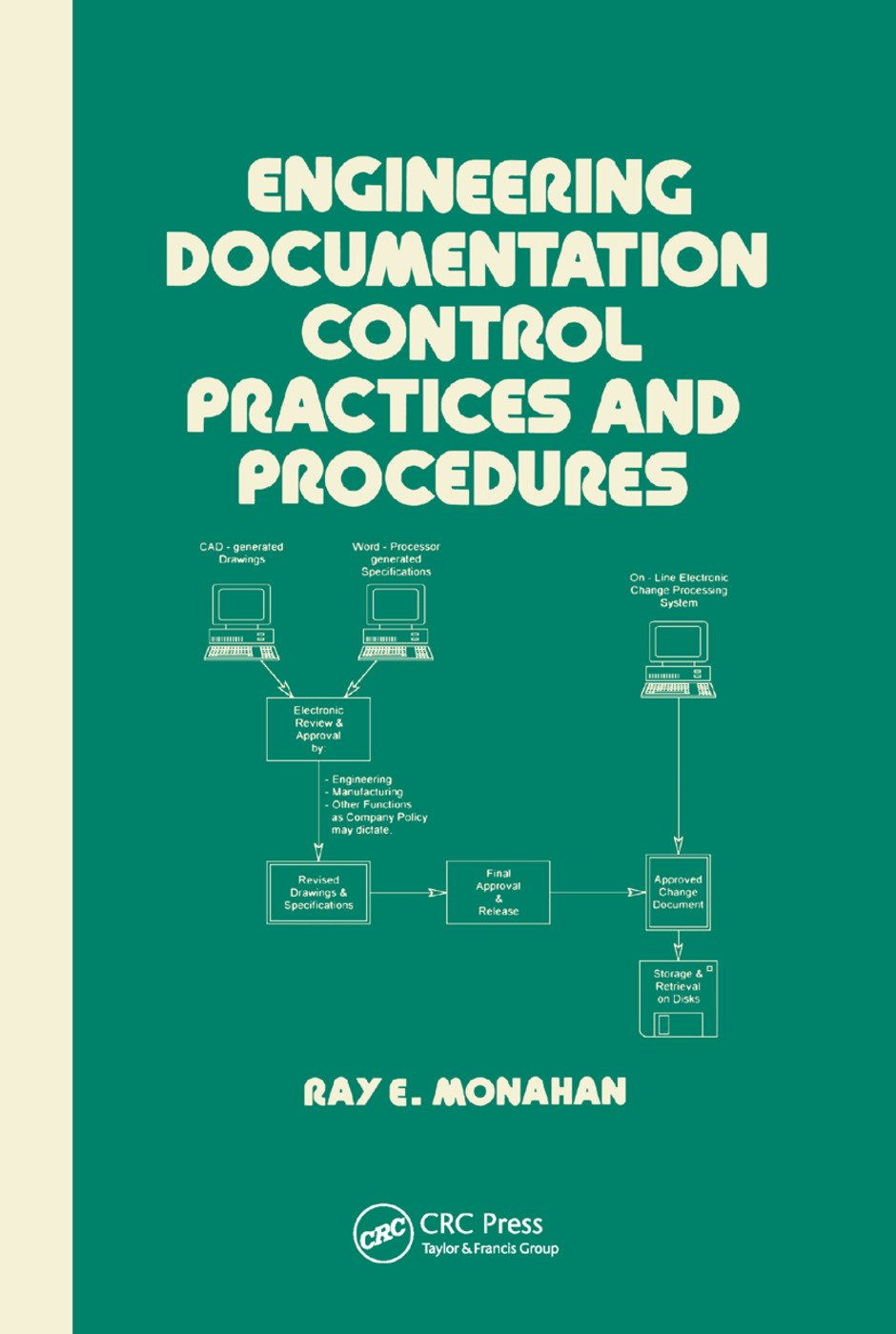 Engineering Documentation Control Practices & Procedures: 1st Edition (Paperback) book cover