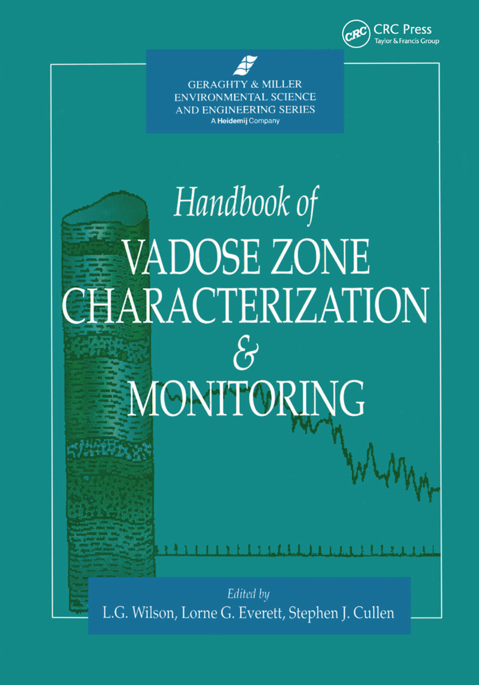 Handbook of Vadose Zone Characterization & Monitoring: 1st Edition (Paperback) book cover