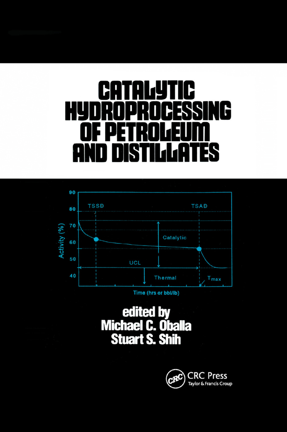 Catalytic Hydroprocessing of Petroleum and Distillates: 1st Edition (Paperback) book cover