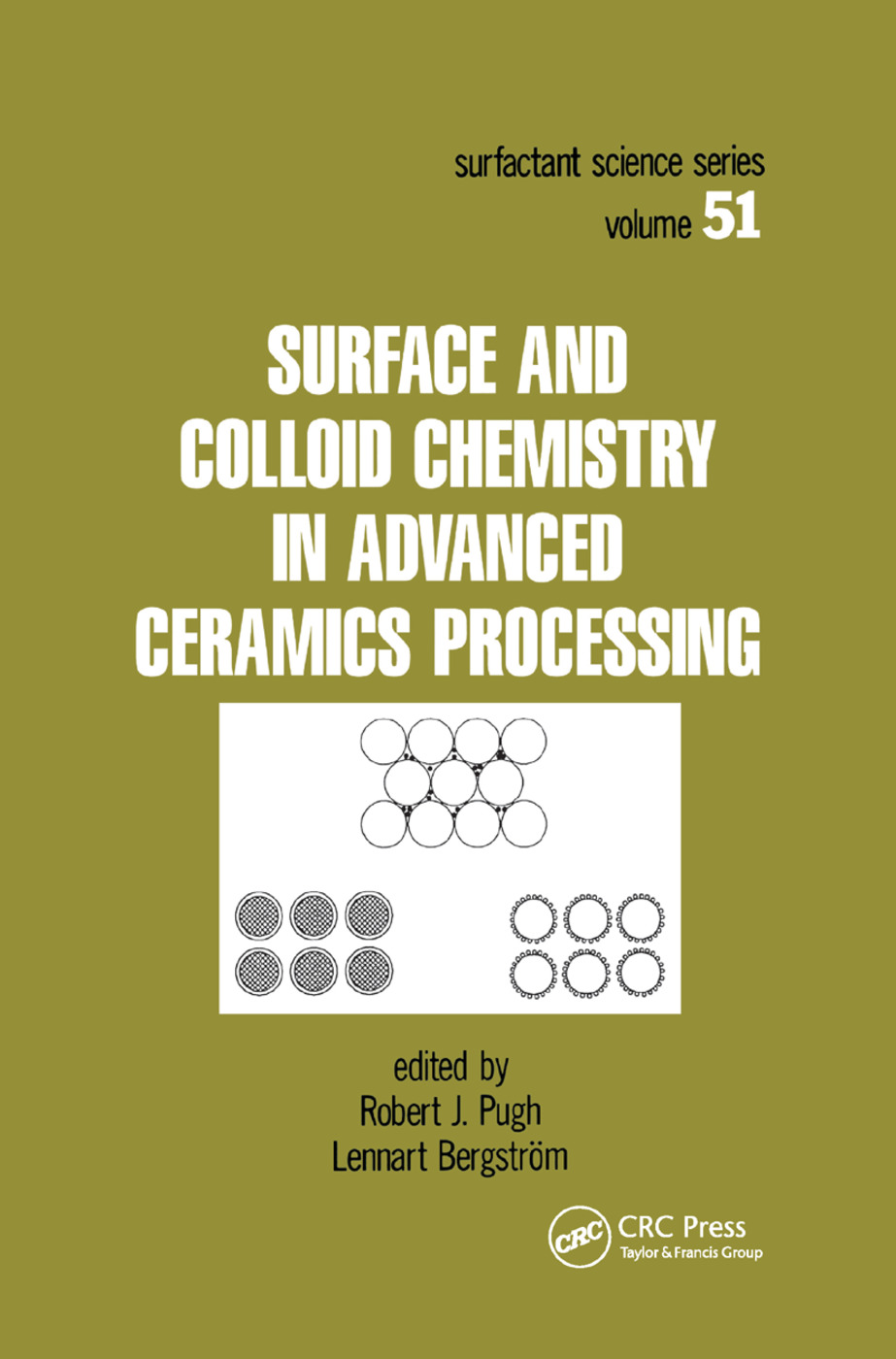 Surface and Colloid Chemistry in Advanced Ceramics Processing: 1st Edition (Paperback) book cover