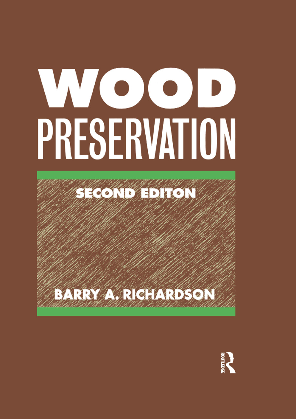 Wood Preservation book cover