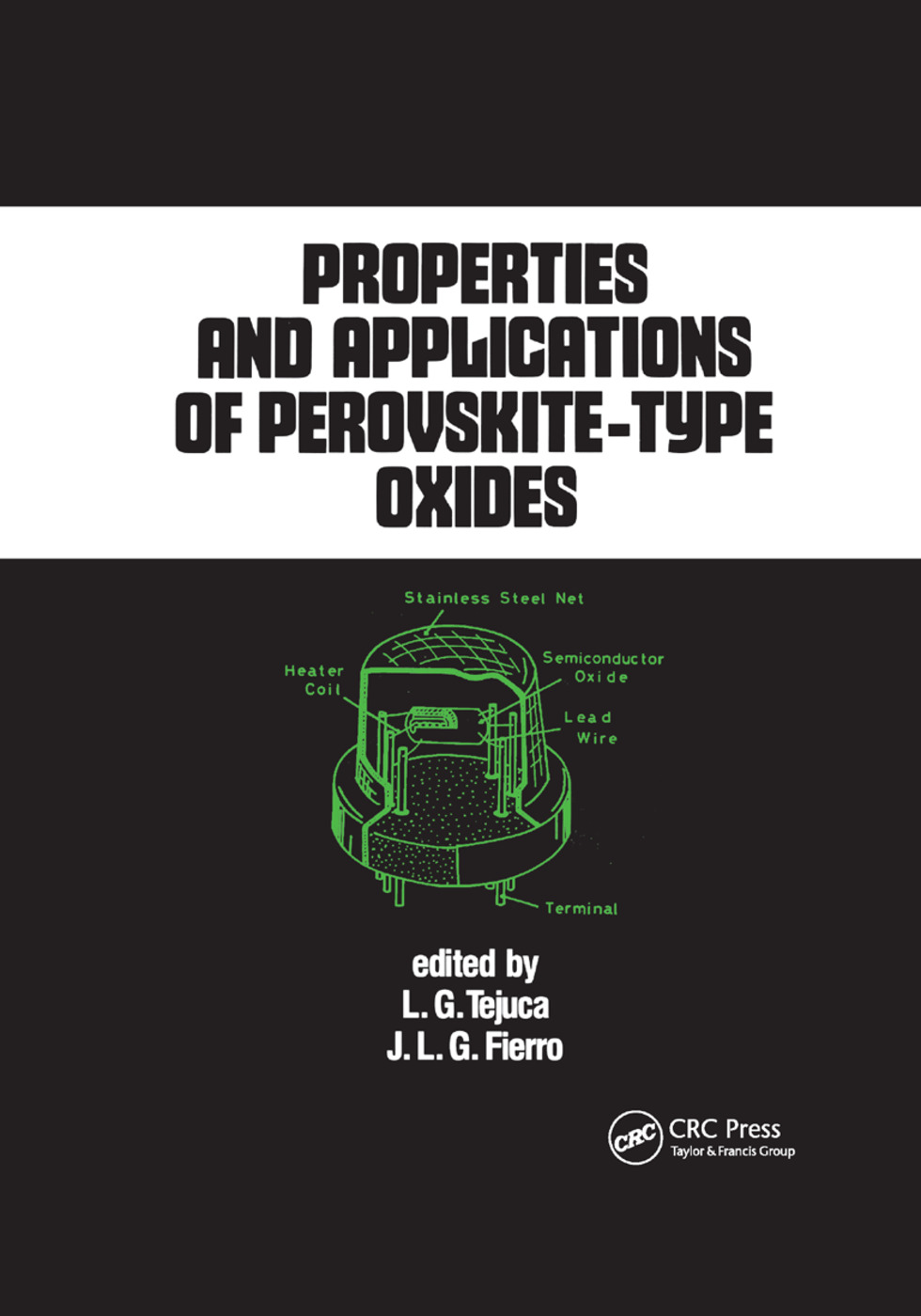 Properties and Applications of Perovskite-Type Oxides: 1st Edition (Paperback) book cover