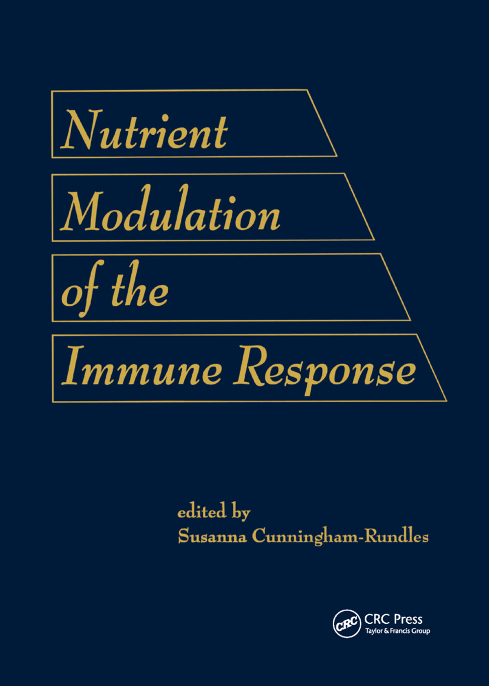 Nutrient Modulation of the Immune Response: 1st Edition (Paperback) book cover