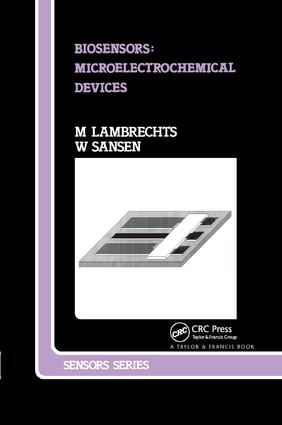 Biosensors: Microelectrochemical Devices, 1st Edition (Paperback) book cover