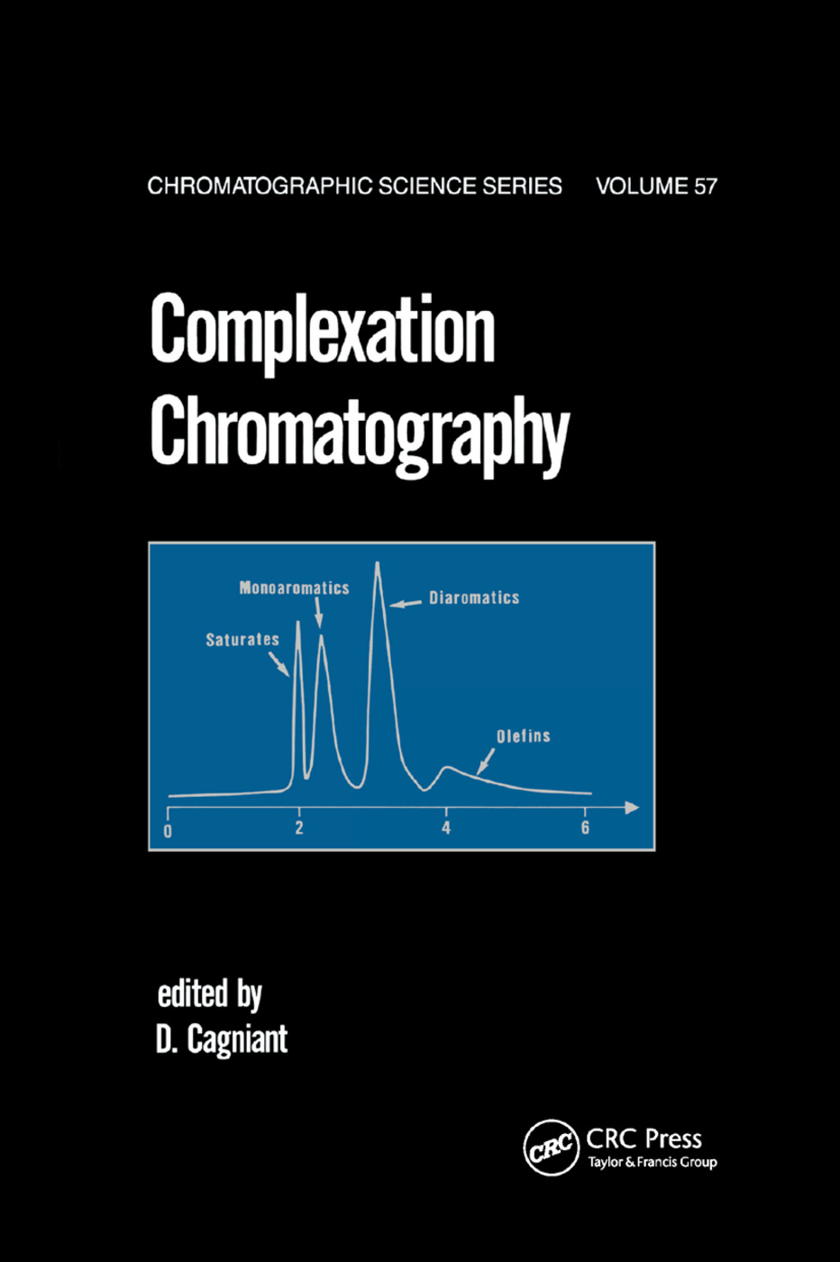 Complexation Chromatography: 1st Edition (Paperback) book cover
