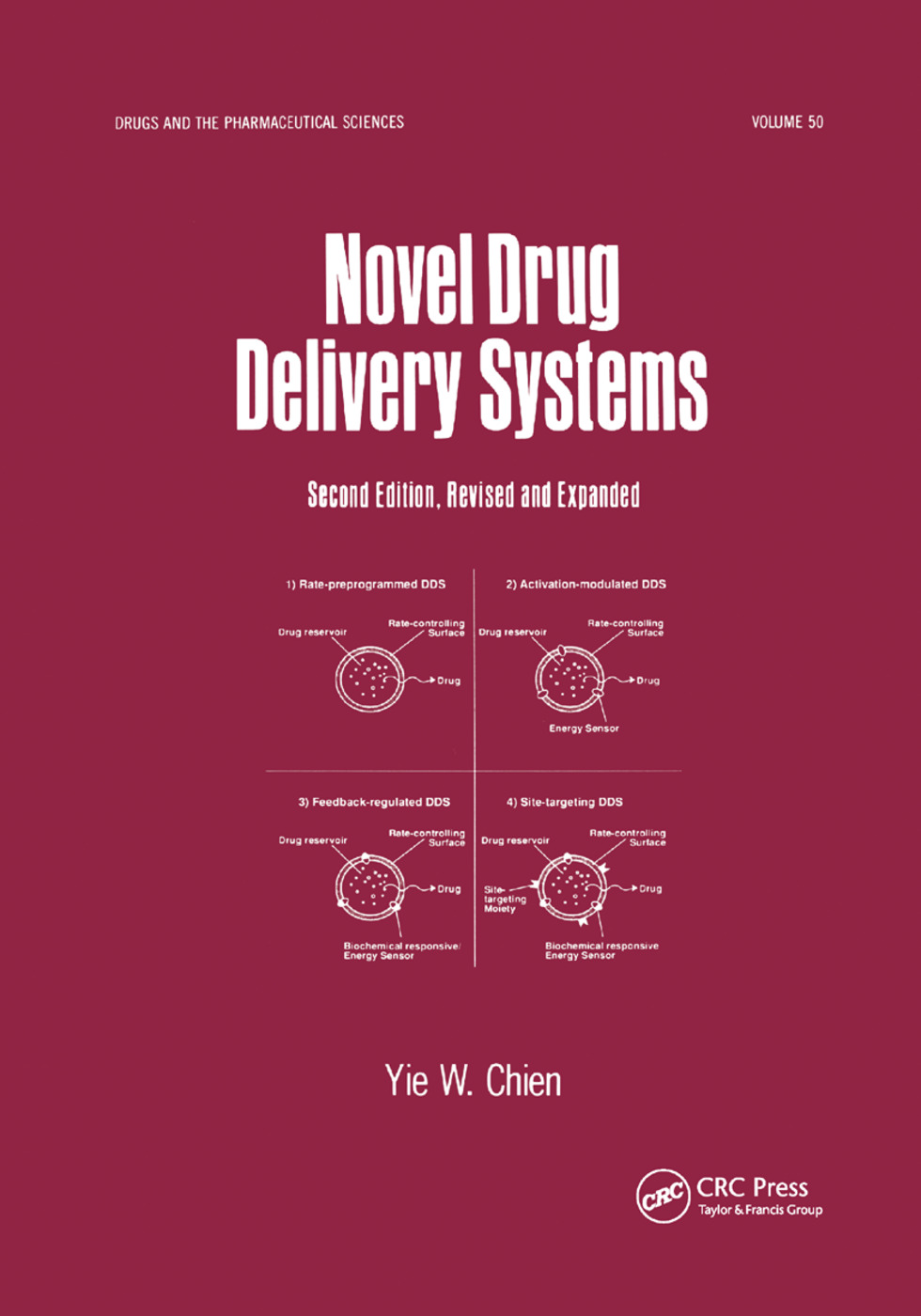 Novel Drug Delivery Systems: 2nd Edition (Paperback) book cover