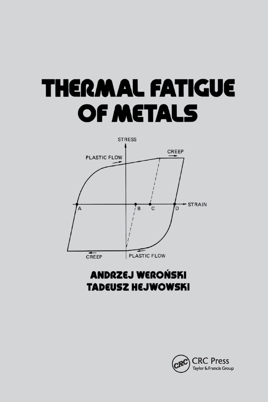 Thermal Fatigue of Metals: 1st Edition (Paperback) book cover