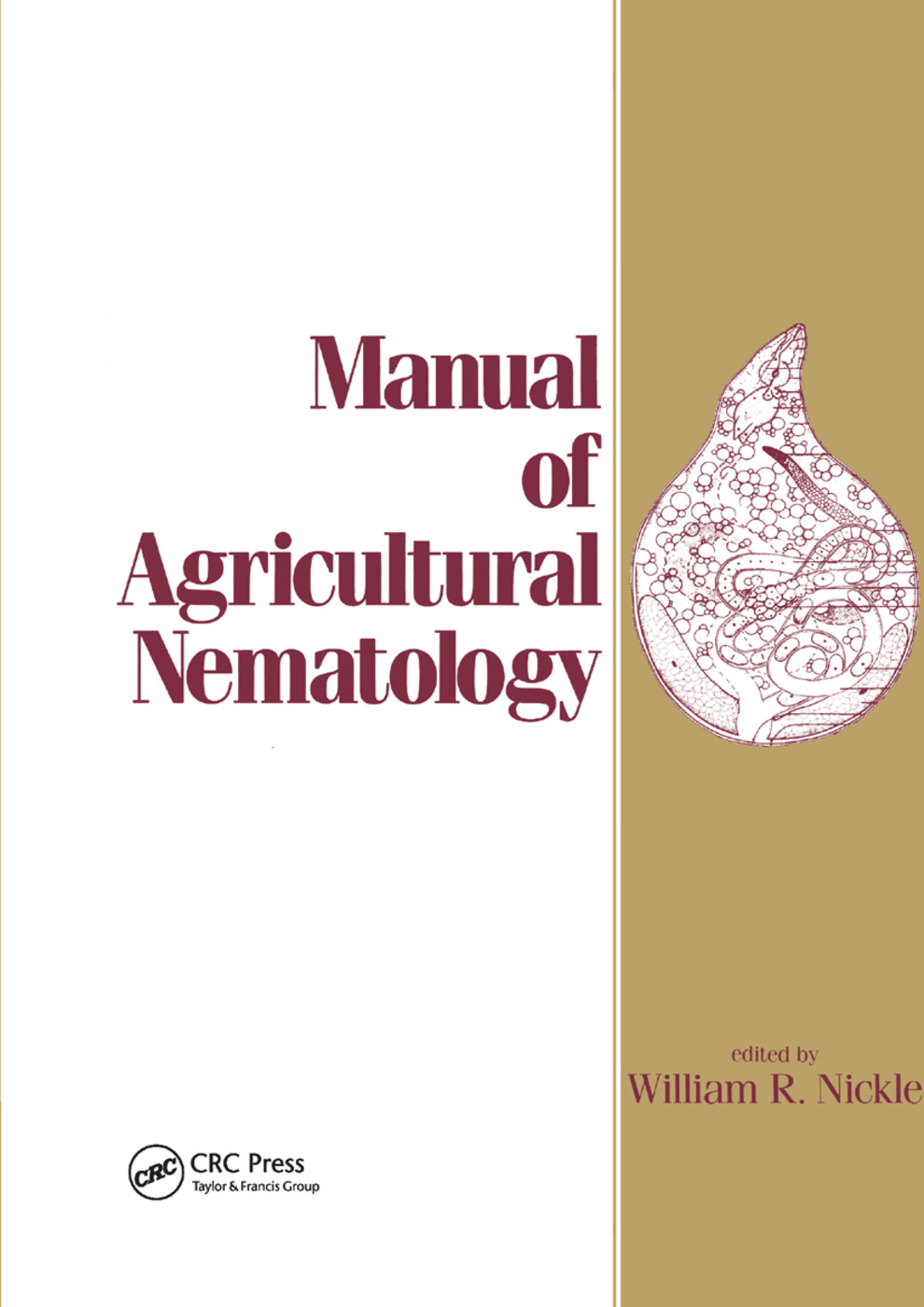 Manual of Agricultural Nematology book cover