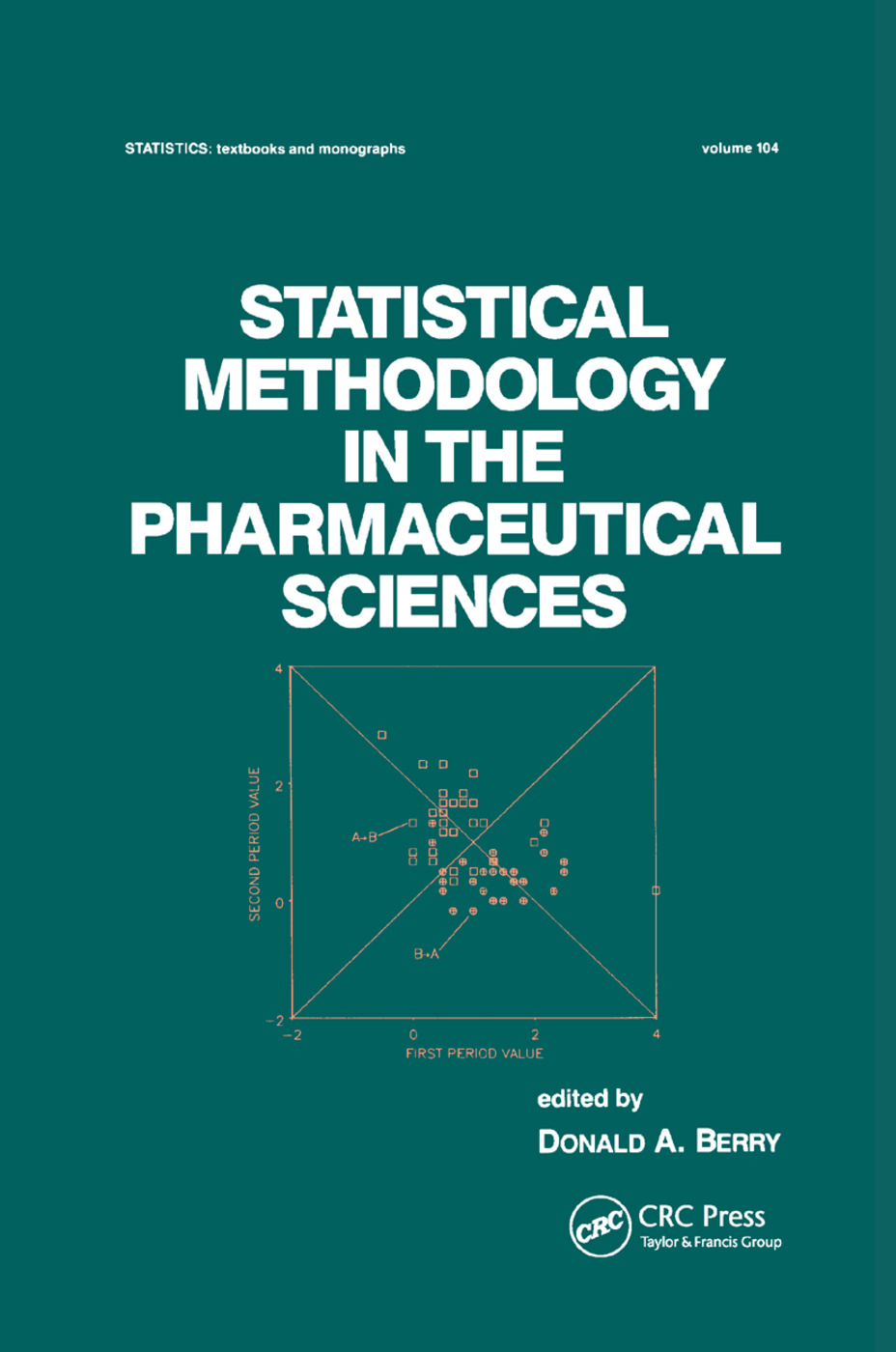 Statistical Methodology in the Pharmaceutical Sciences: 1st Edition (Paperback) book cover