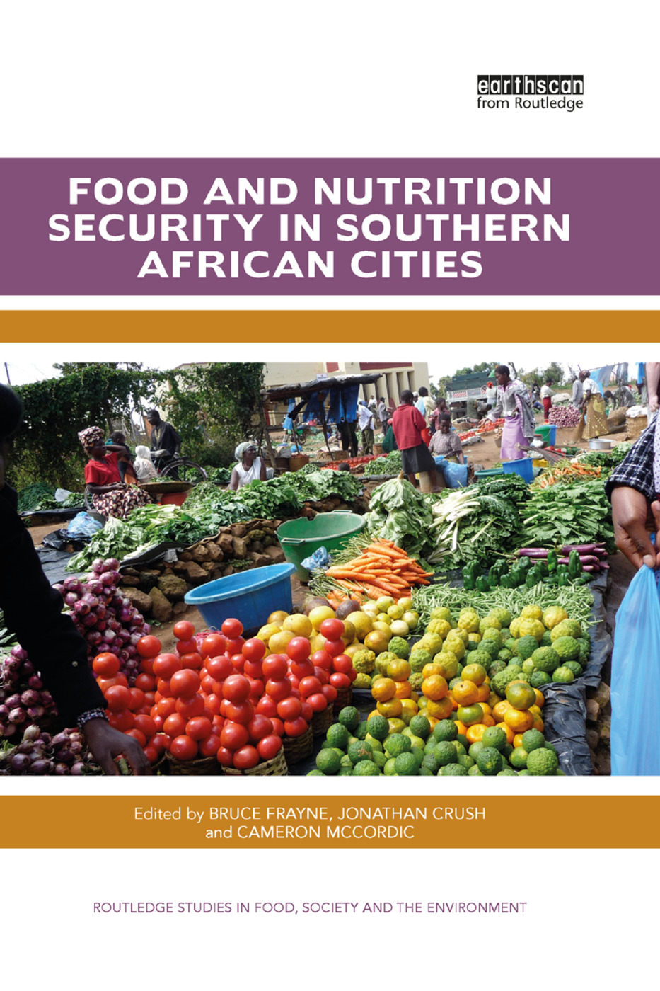 Food and Nutrition Security in Southern African Cities book cover