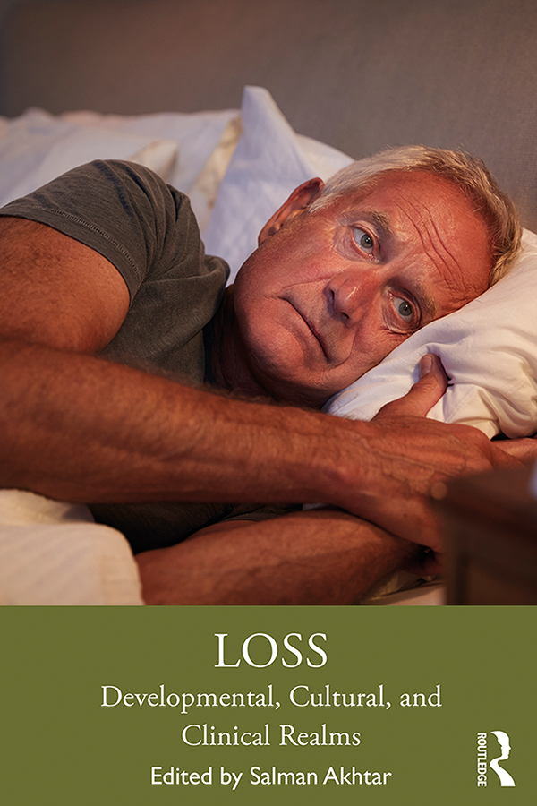Loss: Developmental, Cultural, and Clinical Realms book cover