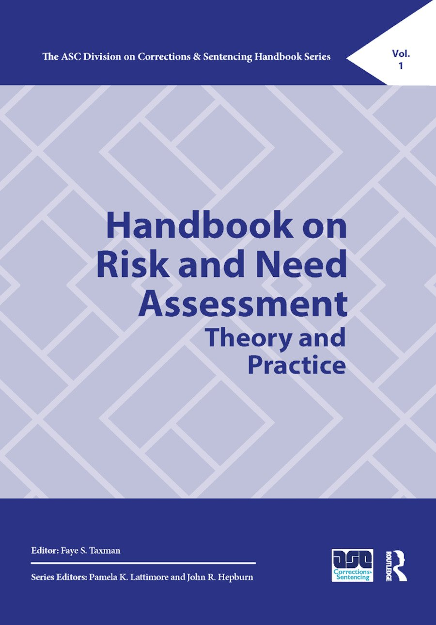 Handbook on Risk and Need Assessment: Theory and Practice book cover
