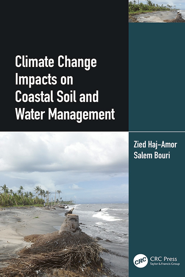 Climate Change Impacts on Coastal Soil and Water Management book cover