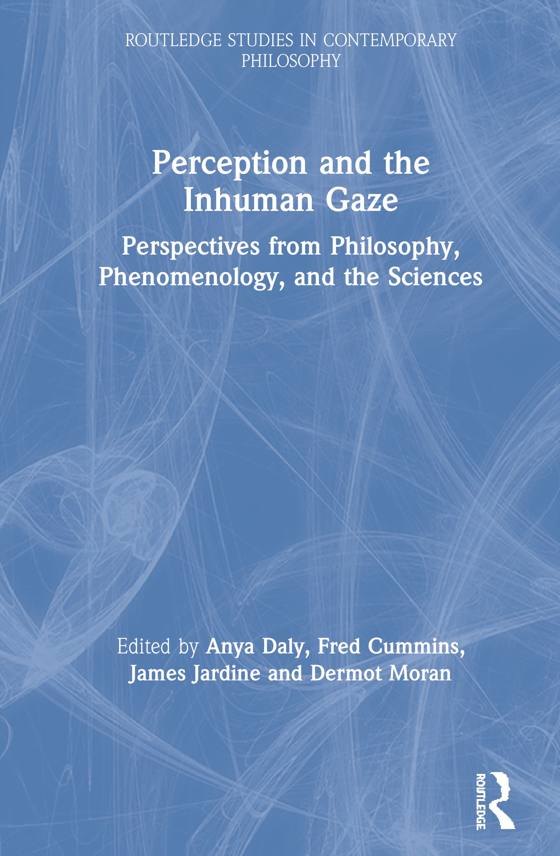 Perception and the Inhuman Gaze Book Cover