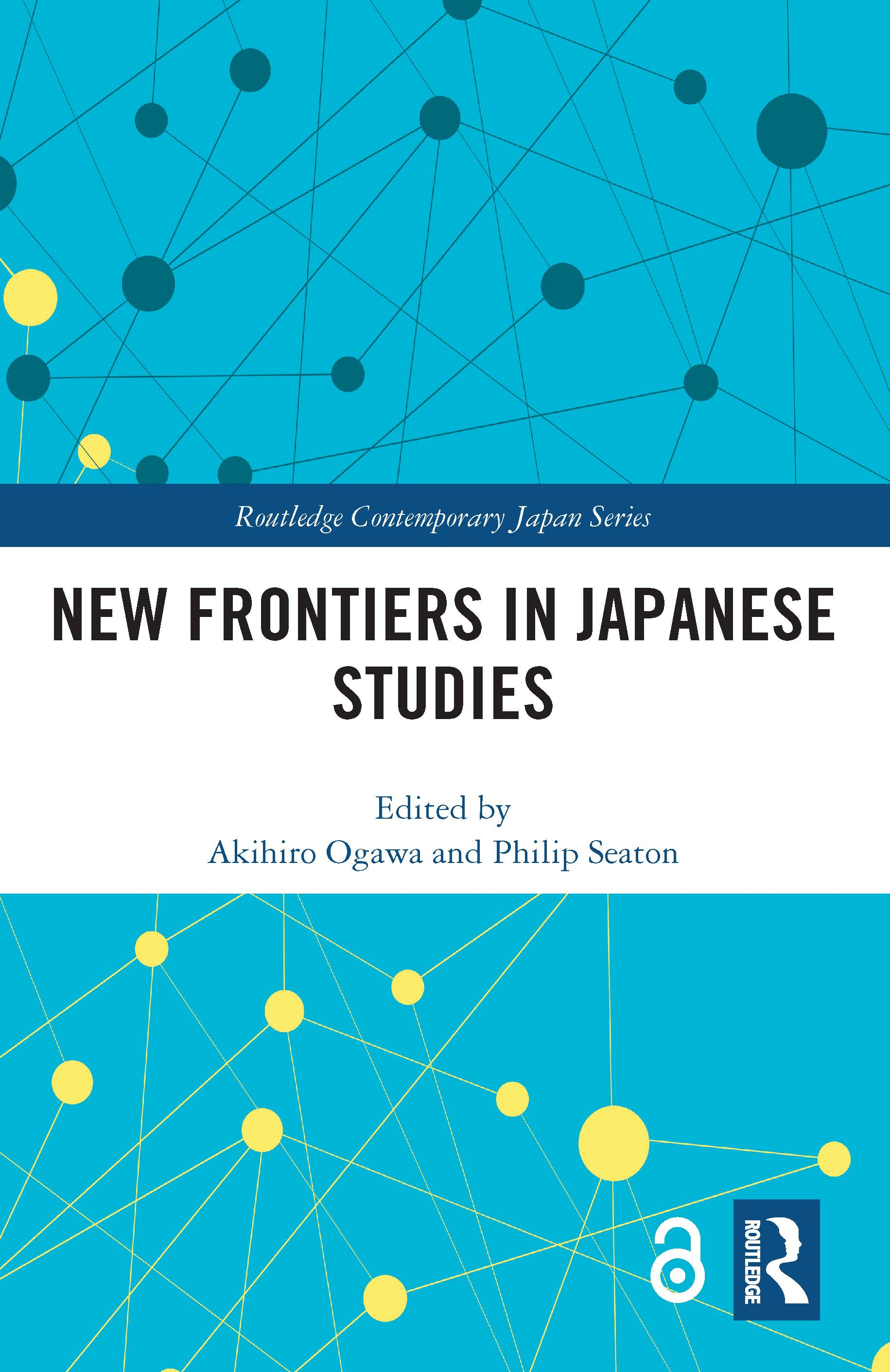 New Frontiers in Japanese Studies: 1st Edition (Hardback) book cover