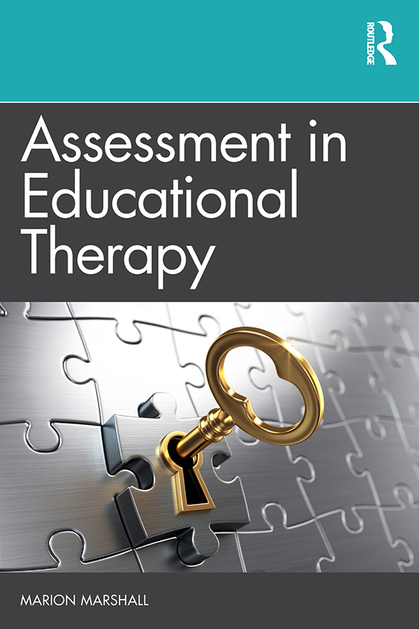 Assessment in Educational Therapy book cover