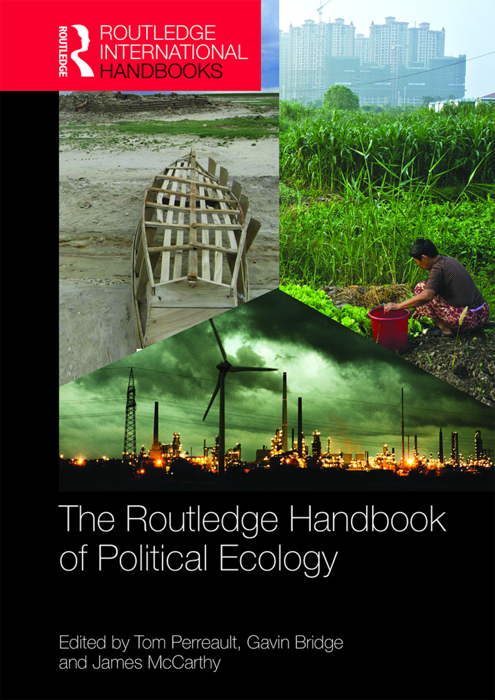 The Routledge Handbook of Political Ecology book cover