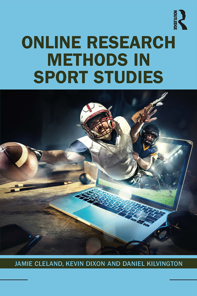 Online Research Methods in Sport Studies book cover
