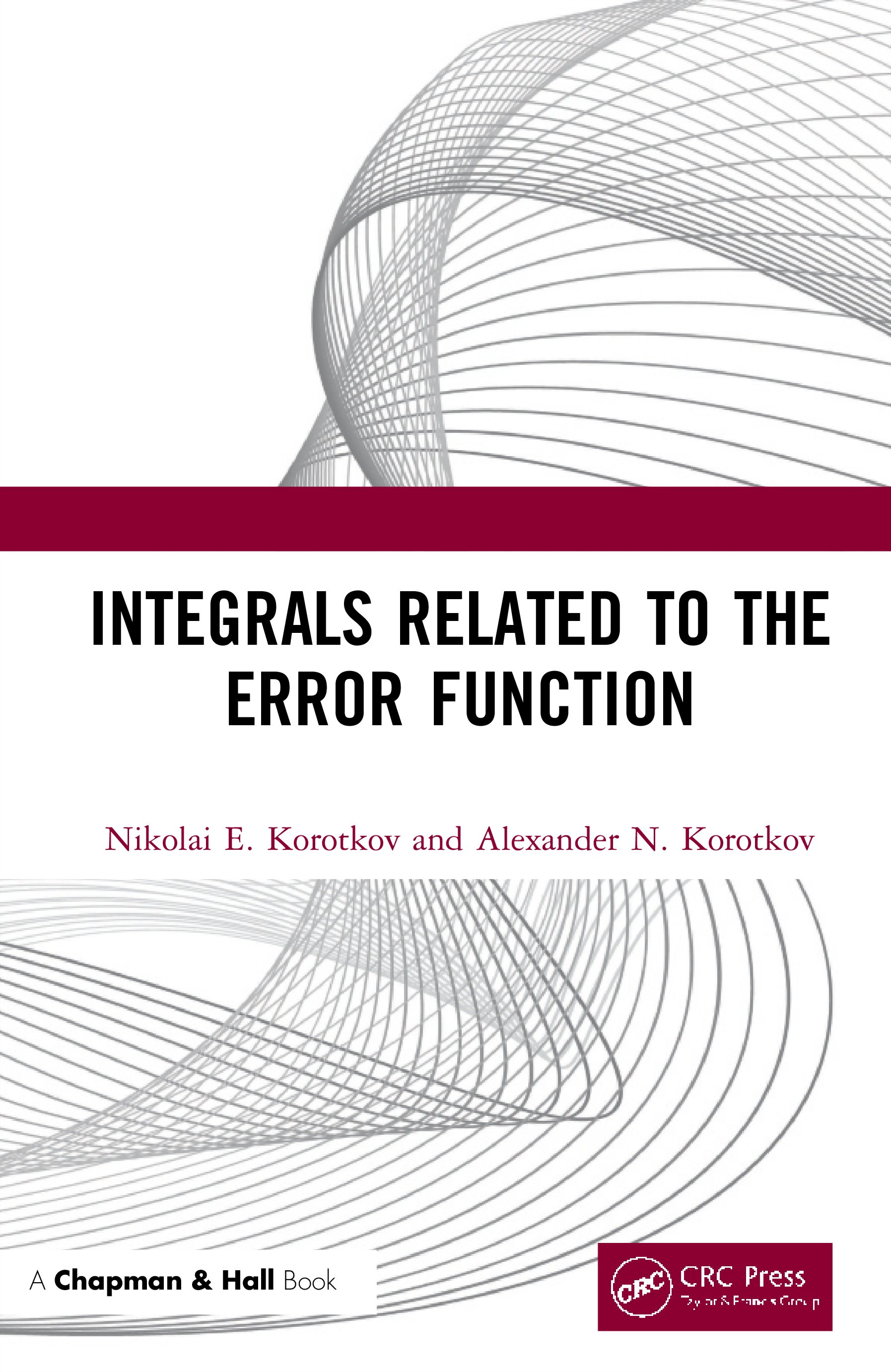 Integrals Related to the Error Function book cover