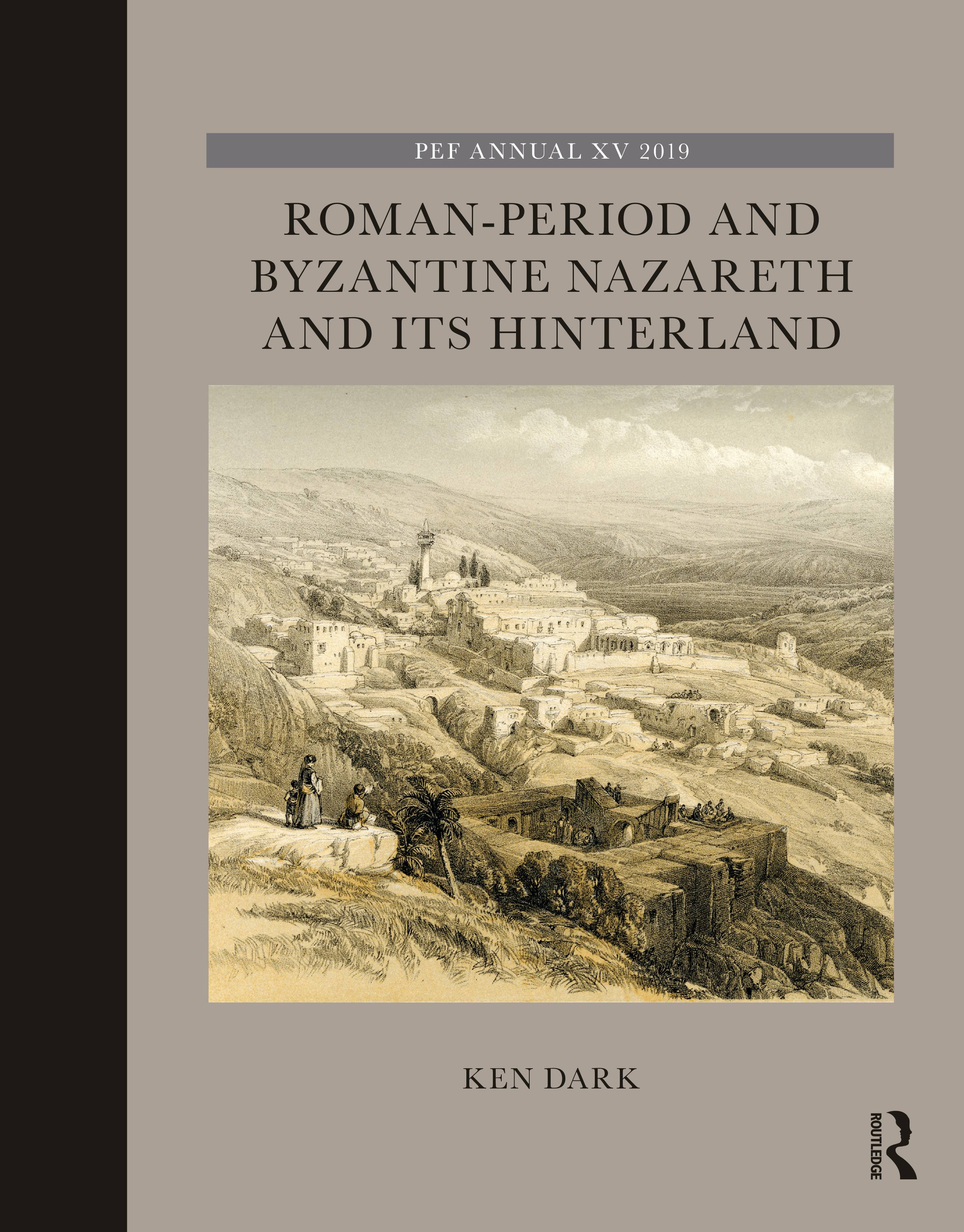 Roman-Period and Byzantine Nazareth and its Hinterland book cover