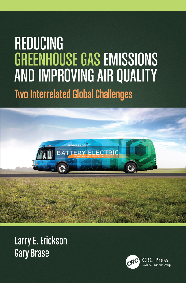 Reducing Greenhouse Gas Emissions and Improving Air Quality: Two Interrelated Global Challenges book cover