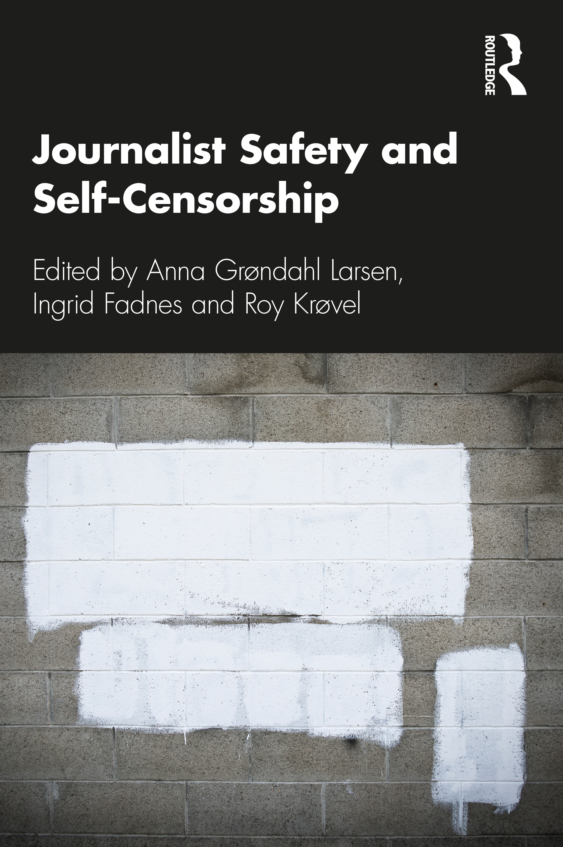 Journalist Safety and Self-Censorship book cover